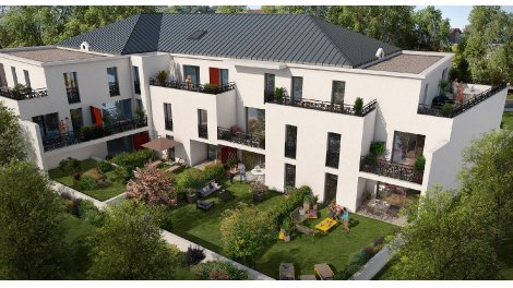 Appartement neuf Tilia éco-habitat à Chambray-les-Tours