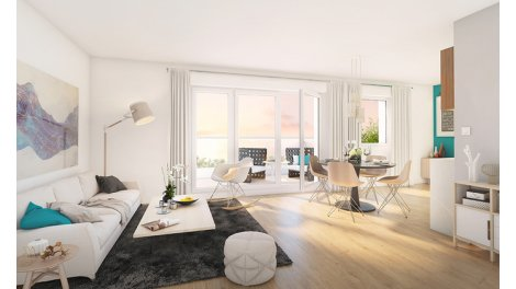 appartement neuf à Vannes