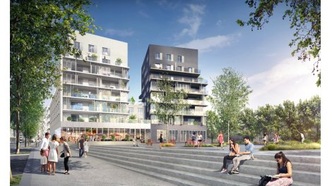 Appartement neuf Riv'Elegance 1 - Nue Propriété* à Boulogne-Billancourt