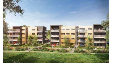 Appartement neuf Liorzh éco-habitat à Le Rheu