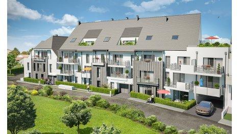 Appartement neuf Villa Kerlor investissement loi Pinel à Pornic
