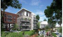 Appartements neufs Park Sensha éco-habitat à Massy