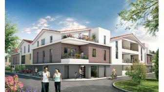 Appartements neufs Ramescence éco-habitat à Tournefeuille