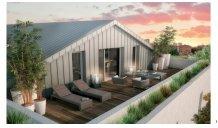 Appartements neufs Magenta Garden investissement loi Pinel à Toulouse