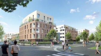 Appartements neufs Jardin Nacelia - Démarrage des Travaux investissement loi Pinel à Trappes