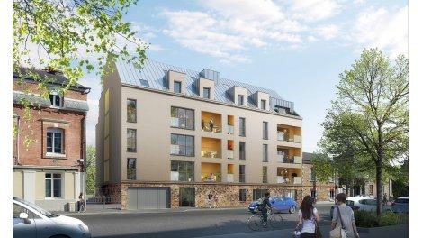 Appartement neuf Aelia investissement loi Pinel à Rennes