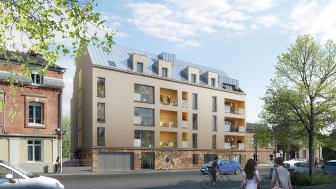 Appartements neufs Aelia éco-habitat à Rennes