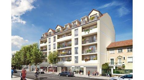 Appartement neuf Villa Rivea investissement loi Pinel à Le Perreux sur Marne