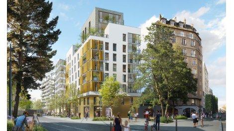 Appartement neuf Heritaj investissement loi Pinel à Rennes