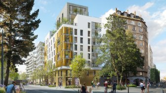 Appartements neufs Heritaj éco-habitat à Rennes