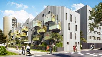 Appartements neufs Alcyons éco-habitat à Bordeaux