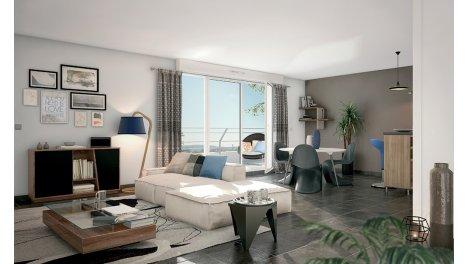 Appartement neuf Feeling b éco-habitat à Le Bouscat