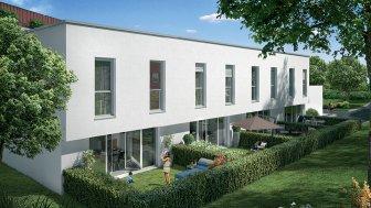 Maisons neuves Feeling b éco-habitat à Le Bouscat