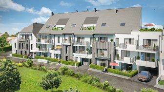 Appartements neufs Villa Kerlor éco-habitat à Pornic