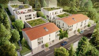 Appartements neufs Vert Fontaines à Fontaines-Saint-Martin