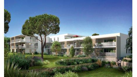 Appartement neuf Serenitio à Montpellier