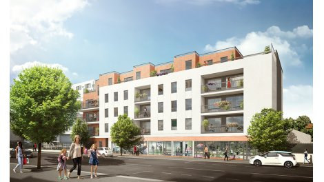Appartement neuf Le Sigona éco-habitat à Epinay-sur-Seine