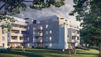 Appartements neufs Urban Parc éco-habitat à Vannes