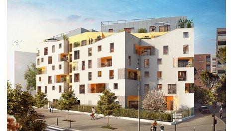 Appartements neufs Nouvel Angle éco-habitat à Cergy