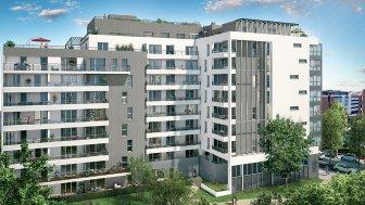 Appartements neufs Envue éco-habitat à Toulouse