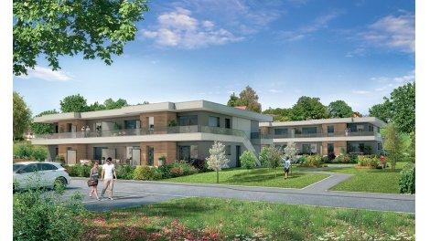 Appartement neuf Villa Soleno à Excenevex