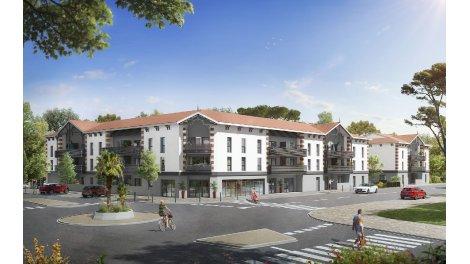 Appartement neuf Reflet Bassin éco-habitat à Gujan-Mestras