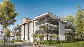 Appartements et maisons neuves Bassin V-O investissement loi Pinel à Audenge