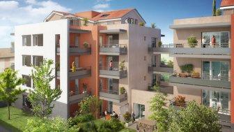 Appartements neufs M8 investissement loi Pinel à Craponne