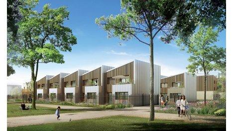 Maisons neuves Liv'in Bussy Saint Georges à Bussy-Saint-Georges