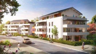 Appartements neufs Instant Leman éco-habitat à Evian-les-Bains