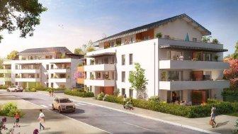 Appartements neufs Instant Leman investissement loi Pinel à Evian-les-Bains