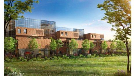 Appartement neuf Caractere éco-habitat à Blagnac