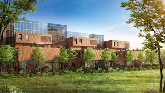 Appartements neufs Caractere éco-habitat à Blagnac