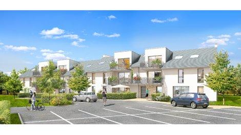 Appartement neuf An'Maen investissement loi Pinel à Ploeren