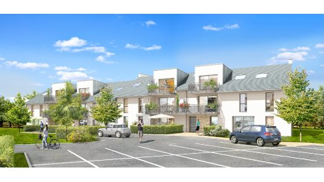 Appartement neuf An'Maen éco-habitat à Ploeren