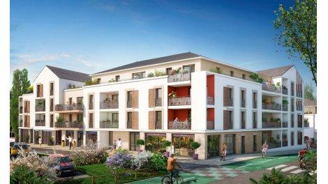 Appartement neuf Hart'Mony investissement loi Pinel à Ballan-Miré