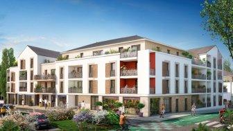 Appartements neufs Hart'Mony investissement loi Pinel à Ballan-Miré