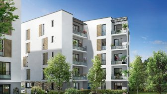 Appartements neufs Via Condate éco-habitat à Orvault