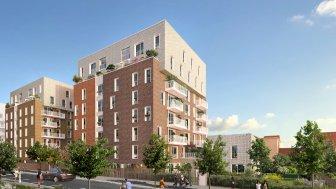 Appartements neufs Open investissement loi Pinel à Gentilly