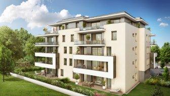 Appartements neufs L'Angelus éco-habitat à Annecy-le-Vieux