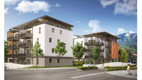 Appartement neuf Opéra Verde investissement loi Pinel à Bonneville
