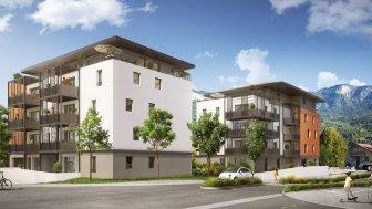 Appartements neufs Opéra Verde investissement loi Pinel à Bonneville
