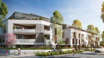 Appartements neufs Artboresens éco-habitat à Nantes