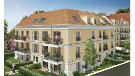 Appartement neuf Placidio éco-habitat à Plaisir