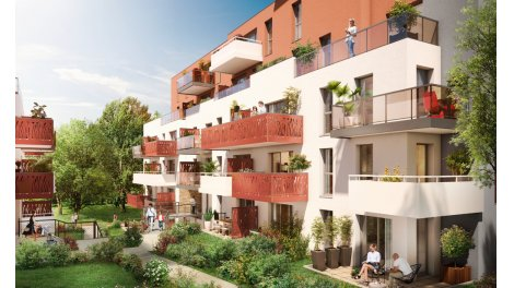 Appartement neuf Bukolia à Nantes