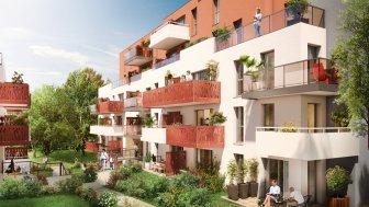 Appartements neufs Bukolia éco-habitat à Nantes