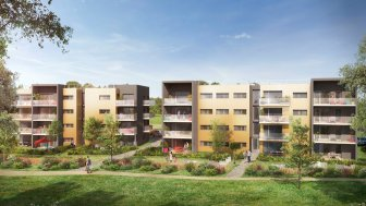 Appartements neufs Liorzh éco-habitat à Le Rheu