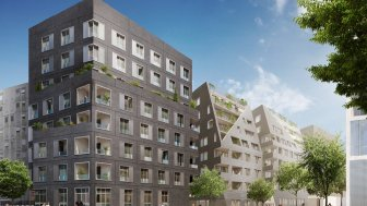 Appartements neufs Riv'Elegance éco-habitat à Boulogne-Billancourt