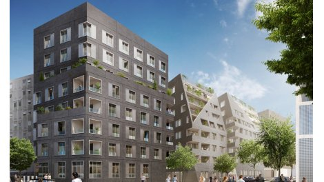 Appartement neuf Riv'Elegance 2 à Boulogne-Billancourt
