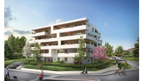 Appartement neuf Intermede à Annemasse